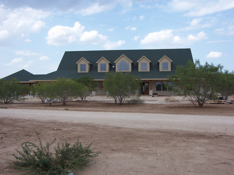 Texanna custom homes texanna custom homes will build on Custom ranch homes